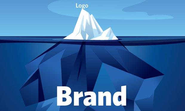 Logos - The Tip of the Brand Iceberg