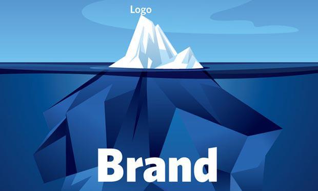 Logos - The Tip of the Brand Iceberg