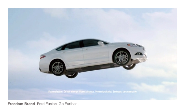 Freedom Brand - Ford Fusion