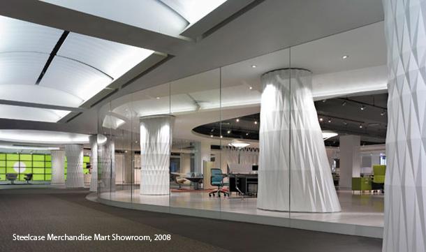 Steelcase Merchandise Mart Showroom