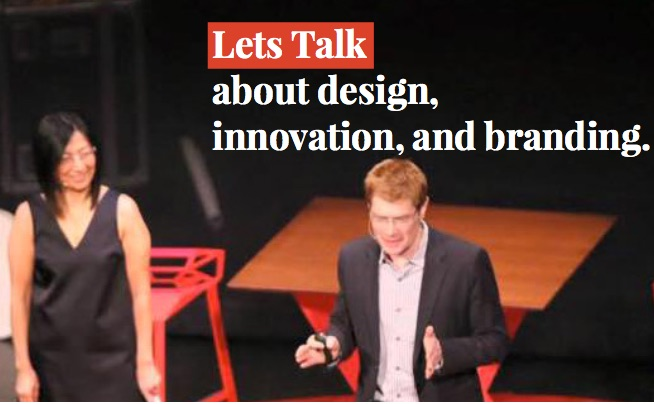 Brand Design and Design Thinking Keynotes
