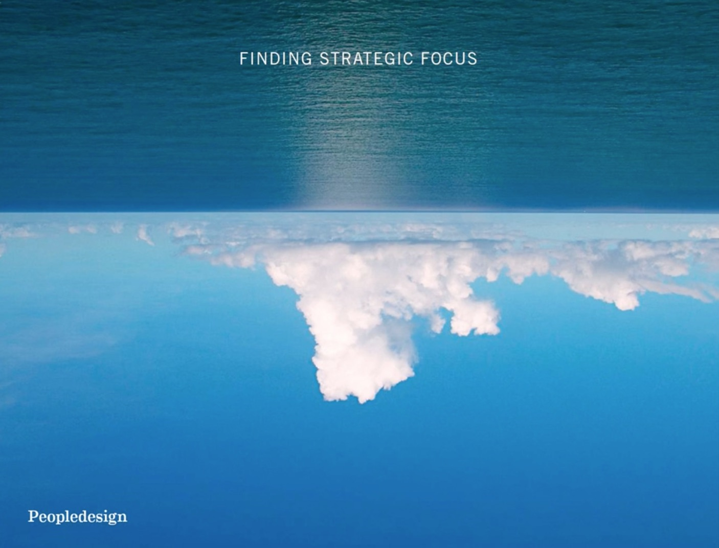 Video - Finding Strategic Focus
