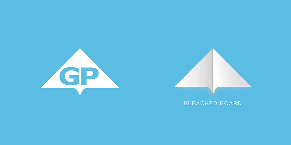 Georgia-Pacific Bleached Board